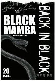Aroma concentrato Azhad's Back in Black - Black Mamba 20ml Grande Formato