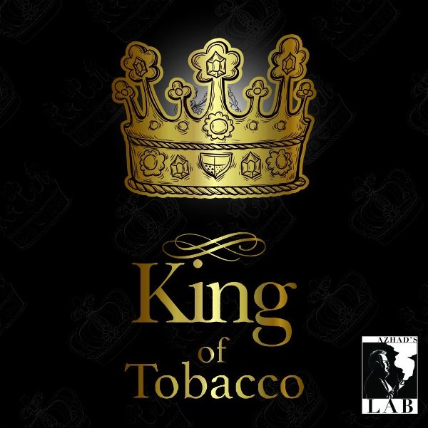 Aroma Concentrato Azhad's Lab - King of Tobacco 20ml Grande Formato
