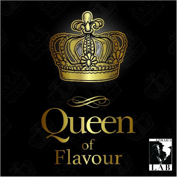 Aroma Concentrato Azhad's Lab - Queen of Flavour 20ml Grande Formato