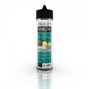 Aroma Concentrato Pacha Mama Passion Fruit Raspberry Yuzu 20ml Grande Formato - Charlie's Chalk Dust