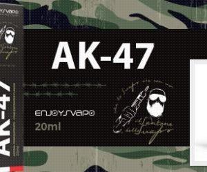 Aroma Concentrato AK 47 20ml Grande Formato by Il Santone dello svapo - Enjoysvapo