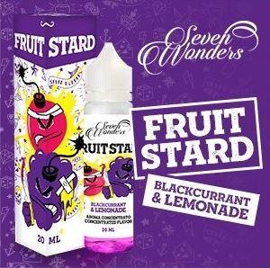Aroma Concentrato Fruit Stard 20ml Grande Formato - Seven Wonder