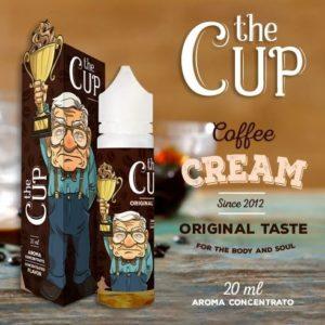 Aroma Concentrato The Cup 20ml Grande Formato - Vaporart