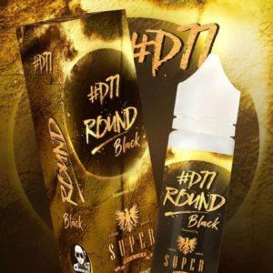 Aroma Concentrato D77 Round Black 20ml Grande Formato - Super Flavor