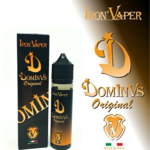 Aroma Concentrato Dominus Original 20ml Grande Formato - Iron Vaper