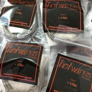 BOOM 24 GAUGE 15 FEET Hotwires by Chadster, il famoso filo da competizione by Chad.