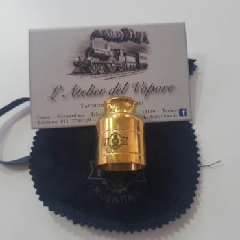 Iron Steam Cap And Drip Brass Polish