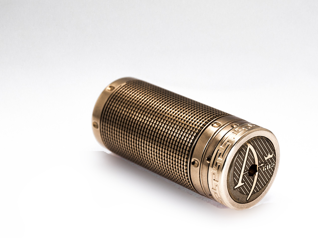 ARTEMIS MINI BRASS GUS TELESCOPIC BY GUS MOD