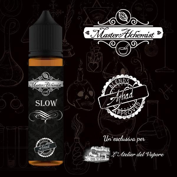 Aroma Concentrato SLOW 20ml Grande Formato - Master Alchemist