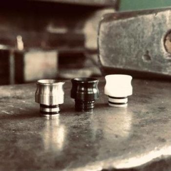 Drip Tip Plumes Kit - SVT Swiss Vape Technology