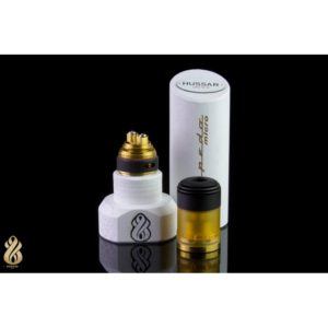 Hussar RTA Black Out Micro Edition By Hussar Vapes - GOLD
