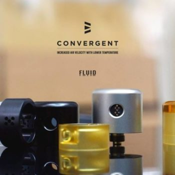 Convergent RDA (2° batch) by Fluid Mods