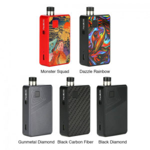 PAL II Pro Pod Starter Kit 1000mAh - Artery colore black diamond