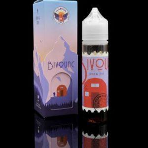 Aroma Concentrato BIVOUAC - LATAKIA & CASSIS 20ml Grande Formato - Clamour Vape