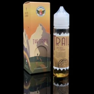 Aroma Concentrato THE TRAIL - JAVA, APPLE & RHUBARB 20ml Grande Formato - Clamour Vape