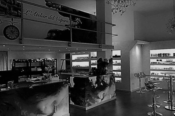 I prodotti dell' Atelier del vapore