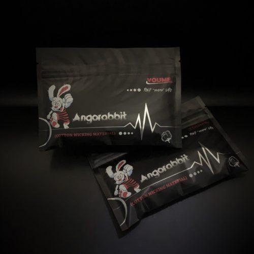 cotone angorabbit black youme