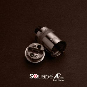 arise mtl rta 2ml nano squape stattqualm