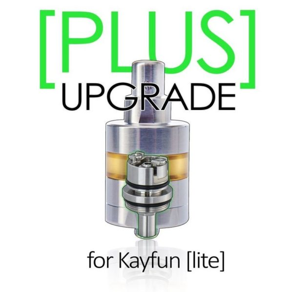 Kayfun Lite Plus Upgrade per Kayfun Lite 2019