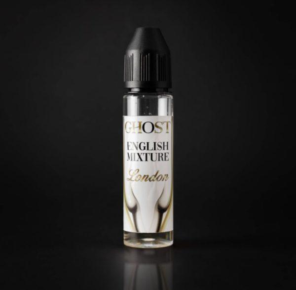 liquido sigaretta elettronica english mixture ghost vapor cave 20ml