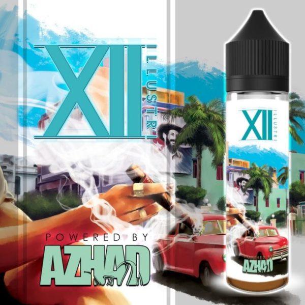 XII ILLUSTRI 20ML AROMA AZHAD'S ELIXIRS