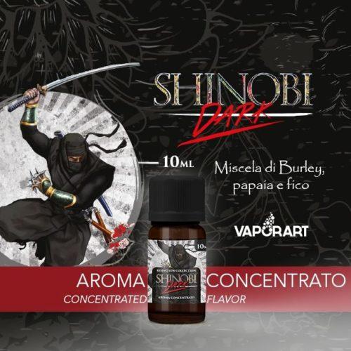 shinobi dark 10ml vaporart