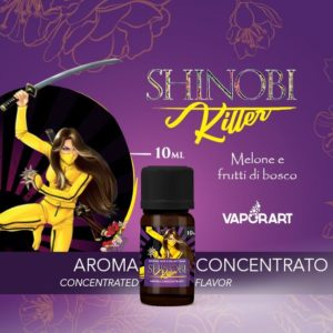 shinobi killer 10ml aroma vaporart