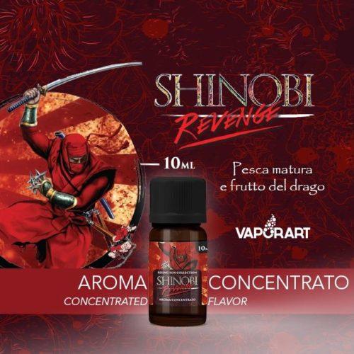 shinobi revenge 10ml aroma vaporart