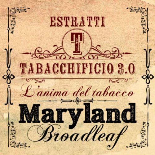 maryland broadleaf 20ml aroma tabacchificio 3.0