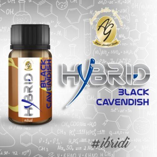 black cavendish 10ml aroma angolo della guancia