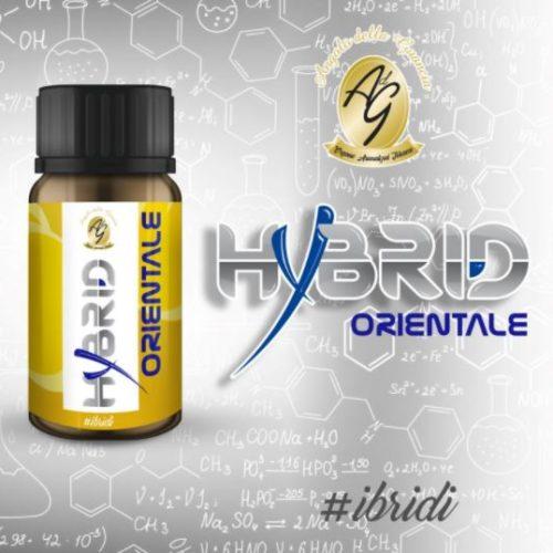 hybrid orientale aroma 10ml angolo della guancia
