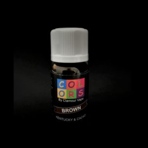 aroma colors brown clamour vape
