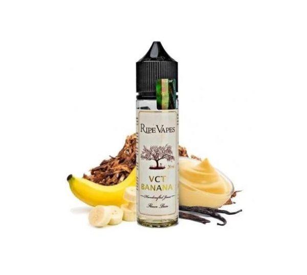 aroma vct banana ripe vapes 20ml