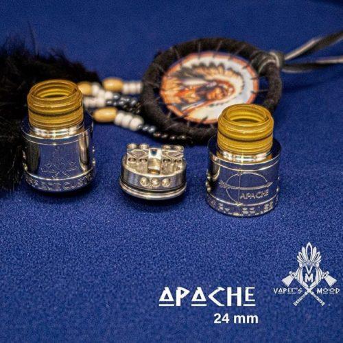apache rda 24mm vaper's mood