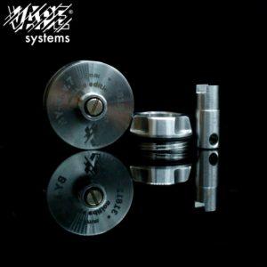 BY-ka v.7 Base + Top Cap - Vape Systems