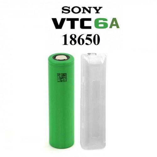 batteria vtc6a sony