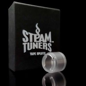 clear plexi tank steam tuners edge