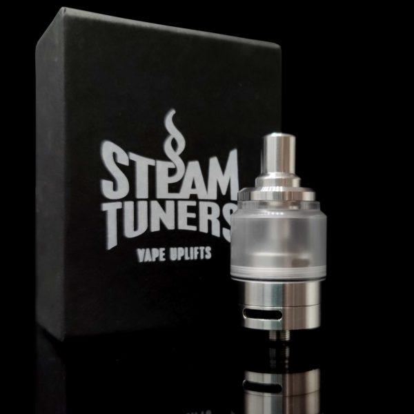 clear plexi tank edge steam tuners