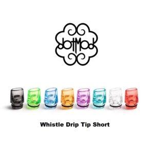 whistle drip tip short dotmod