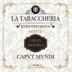 capvt mvndi aroma white la tabaccheria gran riserva