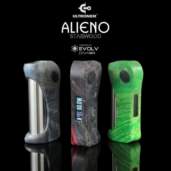 alieno box mod ultroner
