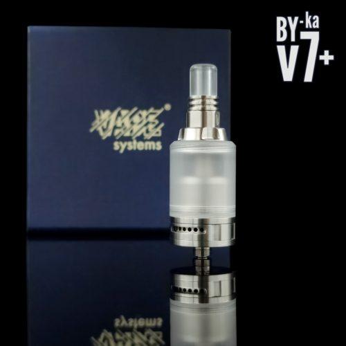 by ka v7+ vape systems