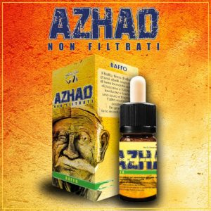 baffo aroma 10ml azhad's