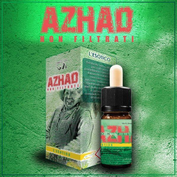 l'esotico azhad's 10ml aroma
