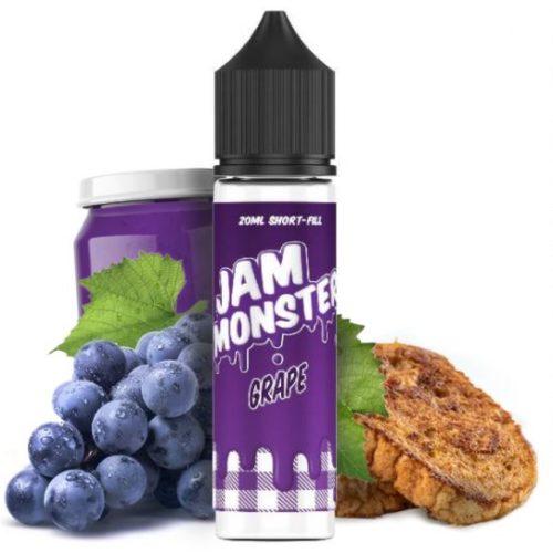 Jam Monster Grape 20ml Grande Formato – Monster Vape Labs