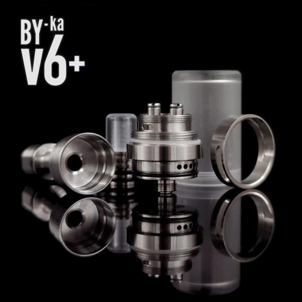 standard set by-ka v6+ vape systems